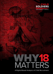 Why 18 matters report